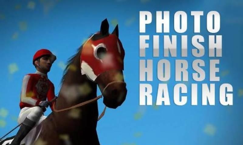Photo Finish Horse Racing + MOD
