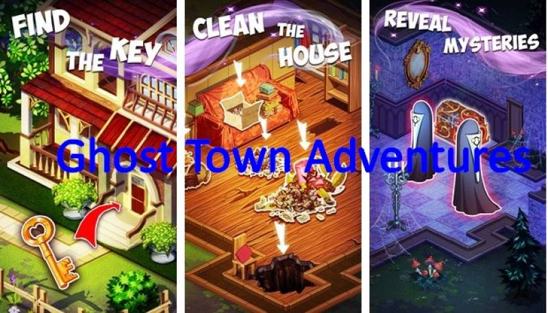 Ghost Town Adventures Mod Apk Android Free Download
