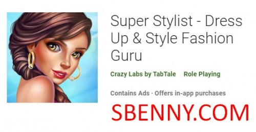 Super Stylist - Dress Up & Style Fashion Guru + MOD