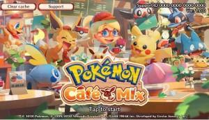 Покемон Кафе Микс + MOD