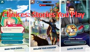 Scelte: Storie You Play + MOD