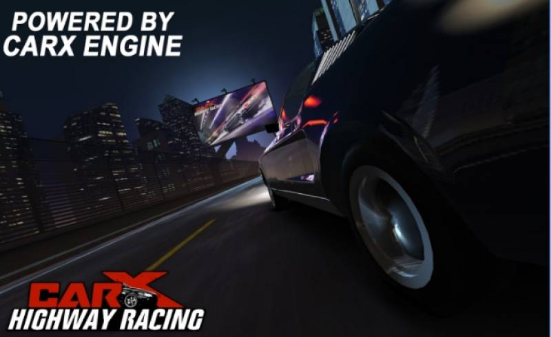 CarX Highway Racing + MOD