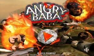 enojado Baba