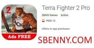 Terra Fighter 2 Pro