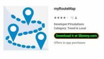 myRouteMap + MOD