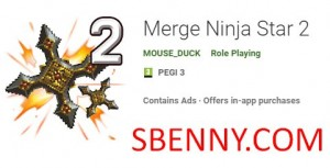 Merge Ninja Star 2 + MOD