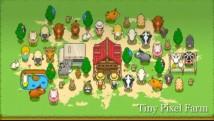 Tiny Pixel Farm - Simple Farm Game + MOD