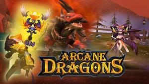 Arcane Dragons + MOD