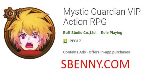 Mystic Guardian VIP : Old School Action RPG + MOD