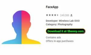 FaceApp + MOD