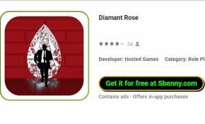 Diamant Rose + MOD