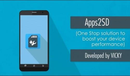 App2SD PRO: strumento tutto in uno