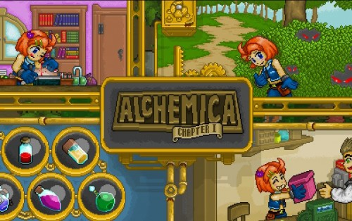 Alchemica - Store Simulation Crafting RPG + MOD