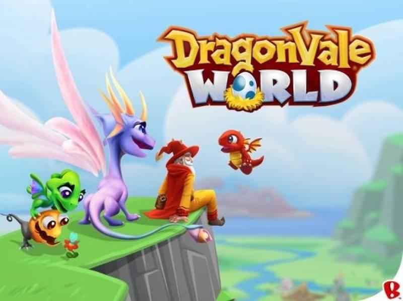 Dragonvale mondo + MOD