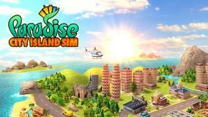 Райский город: Остров Сим Бэй + МОД