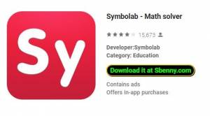 Symbolab - Math solver + MOD