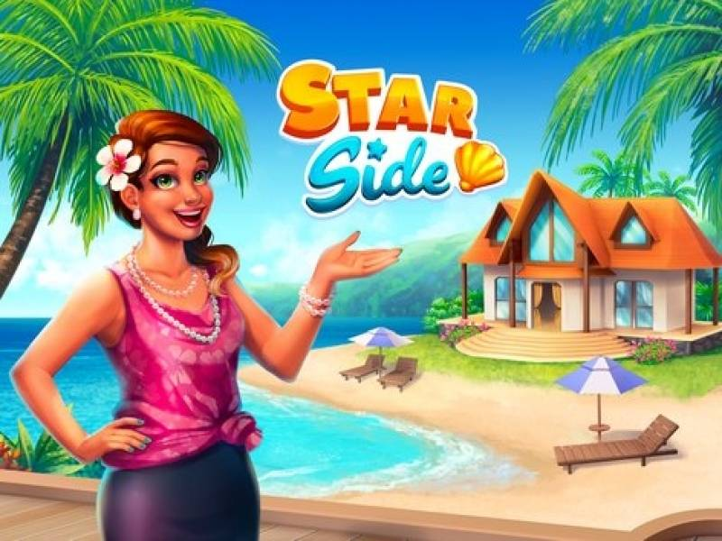 Starside - بازی 3 بازی + MOD