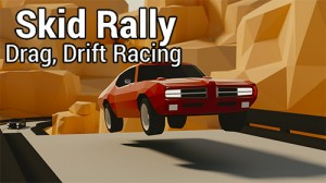 Skid Rally: Drag, Drift Racing + MOD
