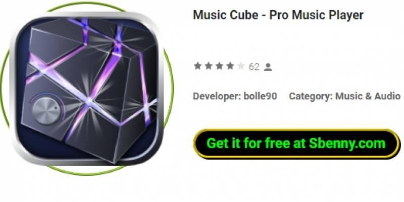 Music Cube - Pro Mużika Player + MOD