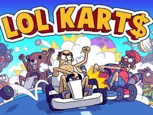 LoL Kart + MOD