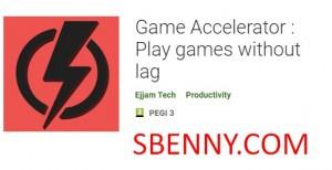 Game Accelerator: Spiele ohne Verzögerung
