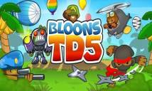 Bloons TD 5 + MOD