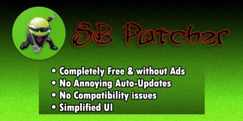 SB Patcher + MOD