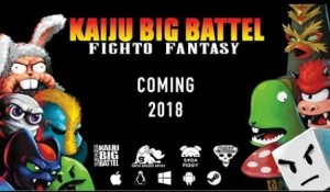 Kaiju Big Battel Fighto Fantasy + MOD