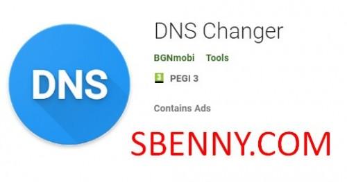 Cambio DNS (senza root 3G / WiFi) + MOD