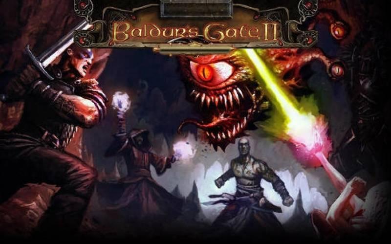 Portão de Baldur II + MOD