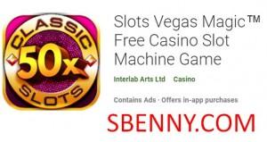 Slots Vegas Magic ™ Kostenloses Casino-Spielautomatenspiel