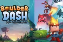 Boulder Dash®-30th anniversaire + MOD