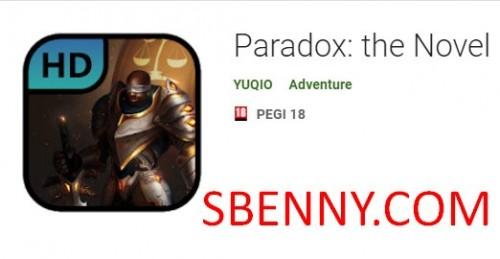 Paradox: der Roman