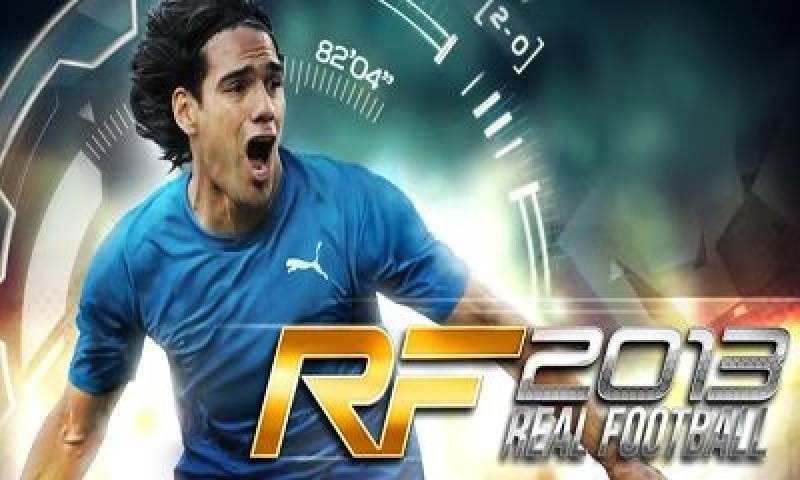 Real Football 2013 + MOD