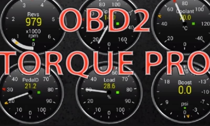 گشتاور Pro (OBD 2 و ماشین) + MOD