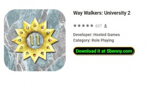 Way Walkers: Universidade 2 + MOD