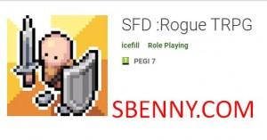 SFD: Rogue TRPG