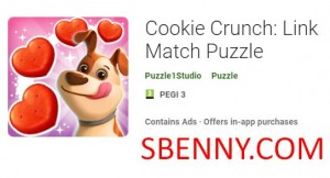 Cookie Crunch: Puzzle Match Match + MOD