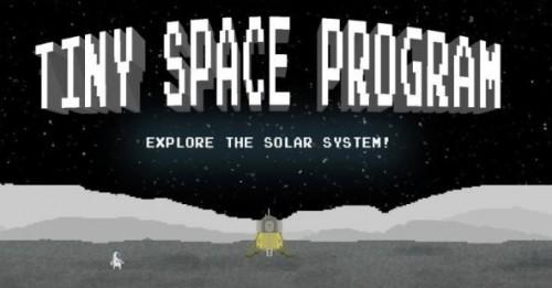 Programma spaziale minuscolo + MOD
