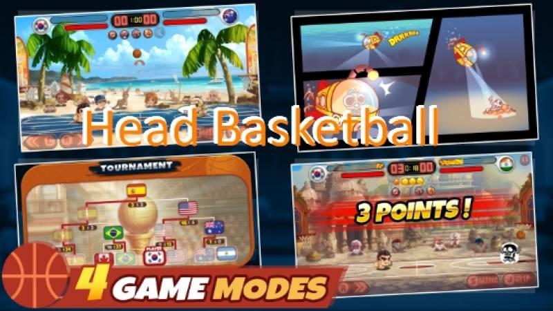 Cabeça do basquetebol + MOD