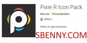 Pixie R Icon Pack + MOD