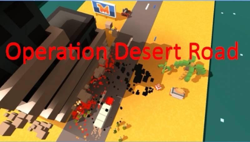 Operazione Desert Road + MOD