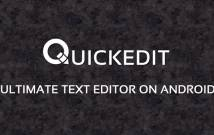 QuickEdit Text Editor Pro + MOD