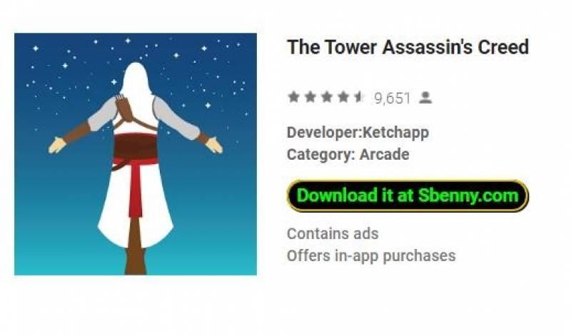 Башня Assassin's Creed + MOD