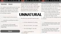 Unnatural + MOD