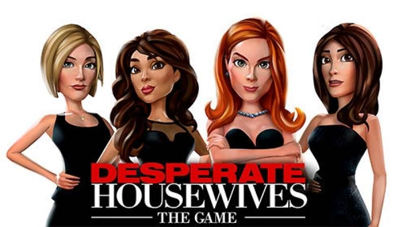Desperate Housewives: Das Spiel + MOD