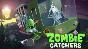Zombie Catchers + MOD