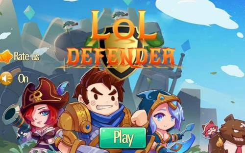 League of Hero Defenders + MOD