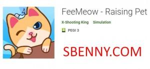 FeeMeow - Criando mascotas