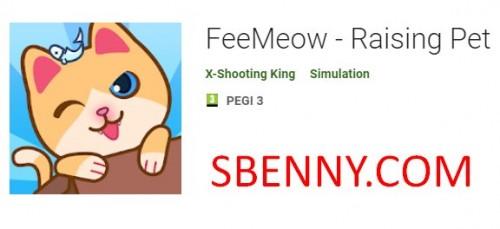 FeeMeow - Criação de animais de estimação